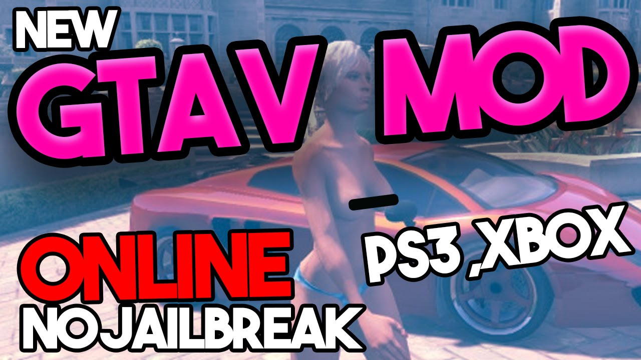 How to mod gta v online tutorial ps3 ps4 xbox no jailbreak youtube how to mod gta v online tutorial ps3 ps4 xbox no jailbreak baditri Gallery