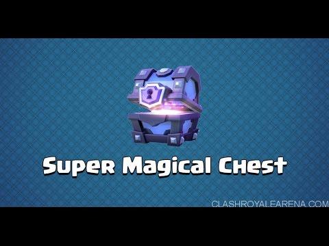 Cara Mendapatkan Super Magical Chest Di Clash Royale Bagus Aril