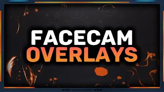 65+ Facecam Overlay - Facecam for Streamers