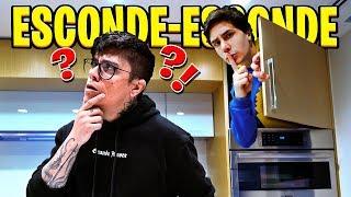 ESCONDE-ESCONDE NA CASA NOVA! *épico*