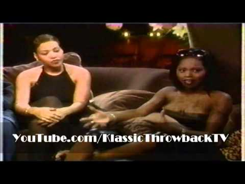 Interview: Mary J. Blige, Foxy Brown, Missy Elliott, Salt (1998) - Part 1