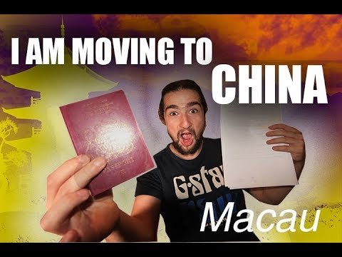 My Life Just Got Crazy I Moved To China (Macau)