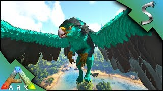 ARK GRIFFIN MUTATIONS! GRIFFIN BREEDING MOD! BREEDING FOR MUTANT GRIFFIN! - Ark: Mutation Factory