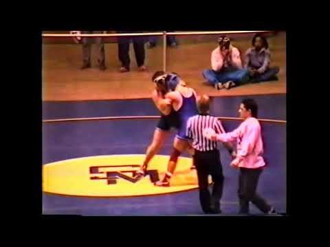 National Junior College Athletic Association Wrestling Championships - February 18 & 19, 1991