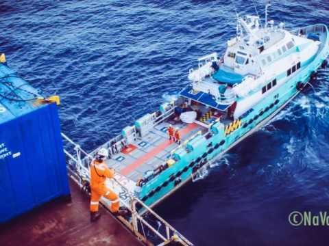 GBS Platform #offshore