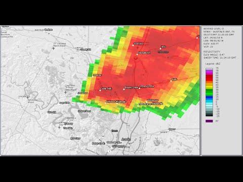 Doppler Radar Cedar Park Texas F Tornado May YouTube - South texas doppler radar