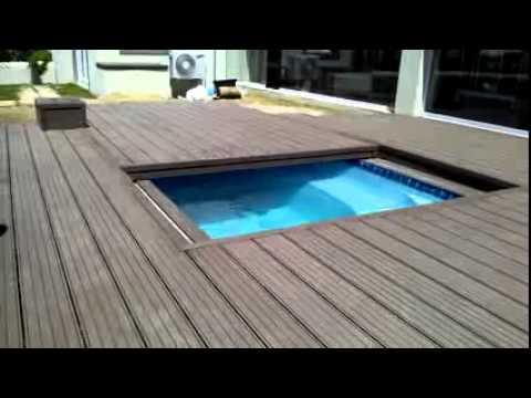 deck piscina retr til youtube. Black Bedroom Furniture Sets. Home Design Ideas