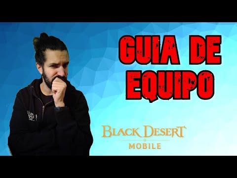 GUIA ARMAS y ARMADURAS - [BLACK DESERT MOBILE]