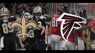 The State of the Saints Podcast: Saints vs Falcons