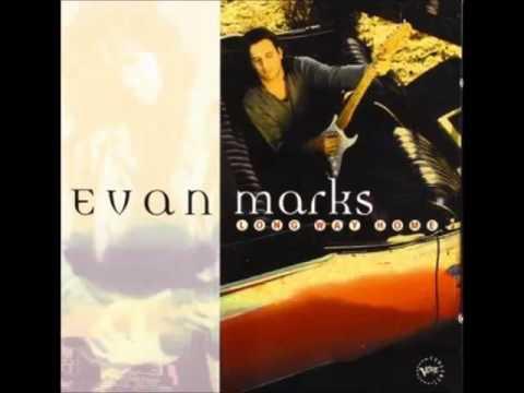 Evan Marks - Waiting On Midnight. 1995 Verve/Forecast Records - Polygram Music Group