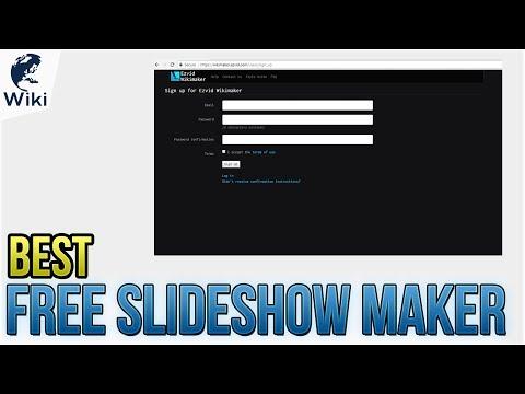 The Best Free Slideshow Maker
