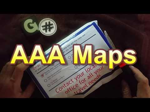 AAA Maps, The Olden Google