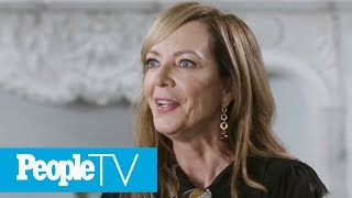 Allison Janney On Who She Called For Bad Education Accent Coaching | PeopleTV | Entertainment Weekly