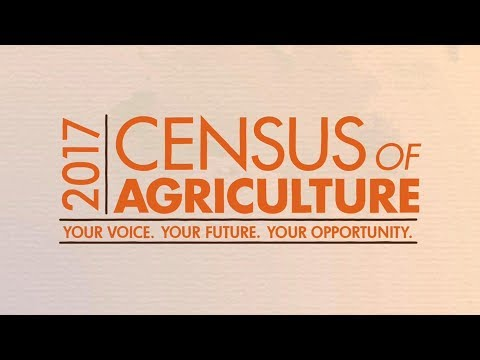 How To Find 2017 Census Of Agriculture Data