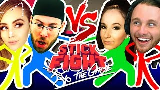 Video COUPLES BATTLES: STICK FIGHT: THE GAME!! download MP3, 3GP, MP4, WEBM, AVI, FLV Januari 2018