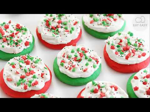 Soft Christmas Cookies. YOU CAN DO IT!
