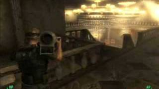 Fallout 3 - Gory Gameplay