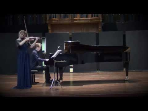 Maya Levy and Matthieu Idmtal_Haendel (Encore)