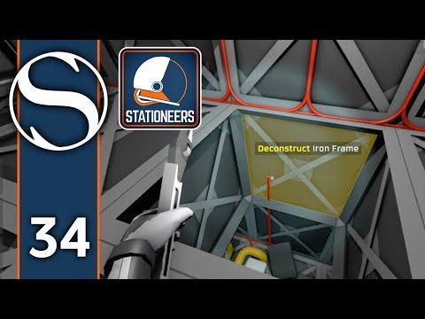 #34 Stationeers - Stationeers Gameplay [Sigh]