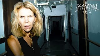 We Caught Real Poltergeist Activity on Camera in this Asylum | THE PARANORMAL FILES