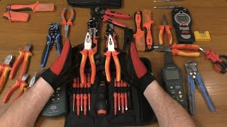 инструмент электрика Обзор КВТ, Knipex