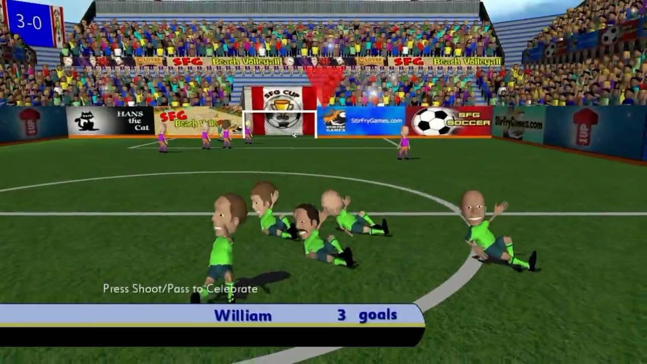sfg soccer football fever youtube