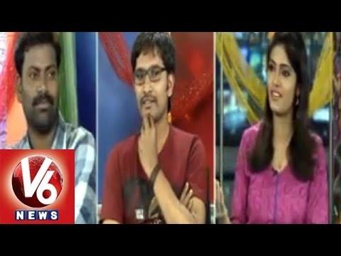 Bathukamma Song - Mittapalli Surender, Bobbili Suresh - V6 Exclusive Discussion