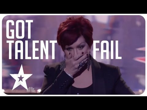 Epic Got Talent fails from around the world