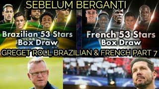 Baixar SEBELUM GANTI    BRAZILIAN & FRENCH 53 STARS BOX DRAW PART 7 !!