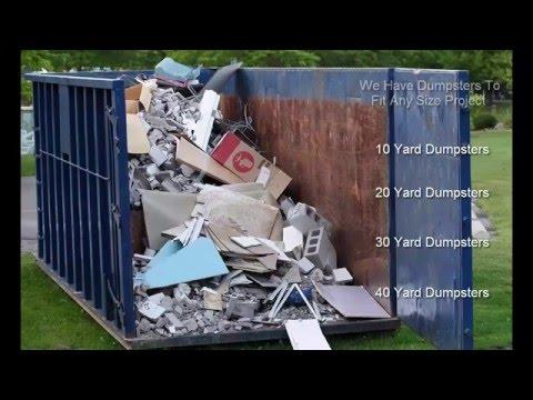 Dumpster Rental Mn