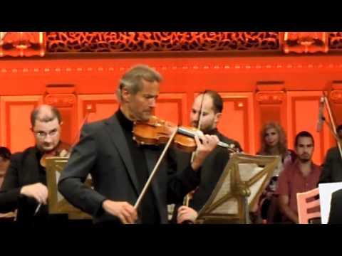 GIULIANO CARMIGNOLA a Bucharest, Vivaldi, Ateneul Roman