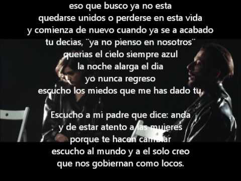 Do retta a te (Te escucho) Nesli Feat Alice  Lyrics Español
