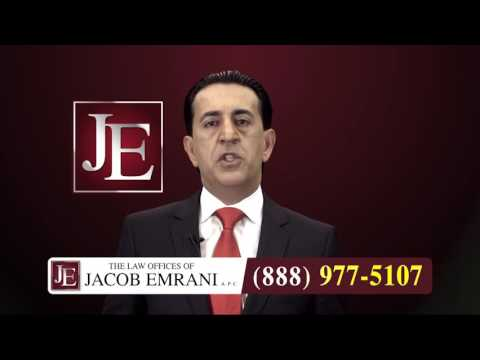 Call Jacob Client  - PEDESTRIAN ACCIDENTS Attorney - The Law Offices of Jacob Emrani in Los Angeles