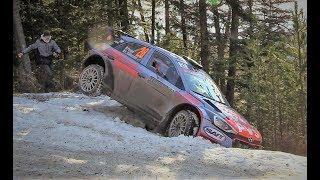 87° Rallye Monte Carlo 2019 | CRASH, MISTAKES & MAX ATTACK! [HD]