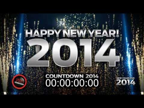 New Years Eve 2014  Year In Review 2013 Mega Mix Mashup: COUNTDOWN  for DJs