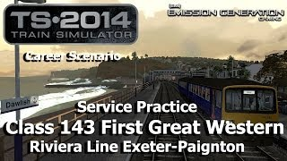 Service Practice - Career Scenario - Train Simulator 2014