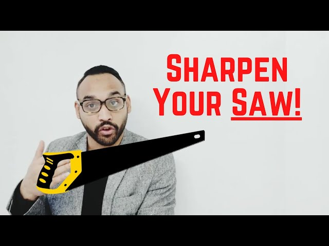 Sharpen your saw | SMMA with Abul Hussain
