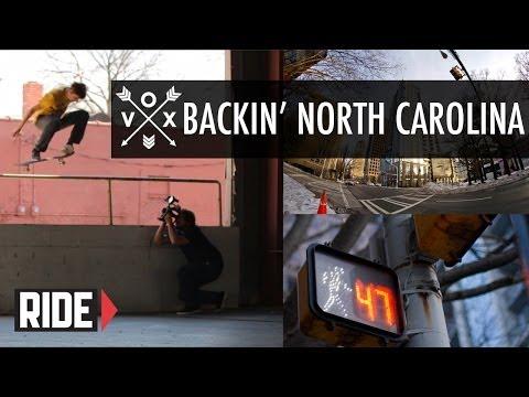 Vox Backin' North Carolina