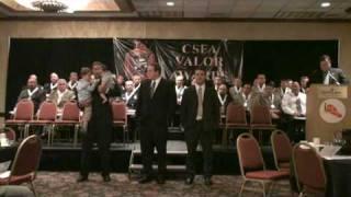 2008 California State Firefighters Association Medal of Valor Award