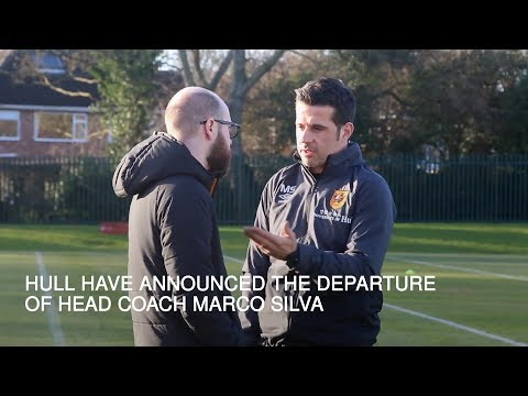 Hull Announce Departure Of Head Coach Marco Silva