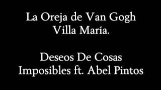 07 Deseos de Cosas Imposibles ft. Abel Pintos  Festival de villa maría