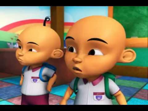 Vietsub Upin And Ipin Season 5   Back To School Part 2