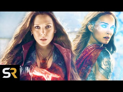 Thor 4 Theory: Scarlet Witch Causes Jane To Become Thor