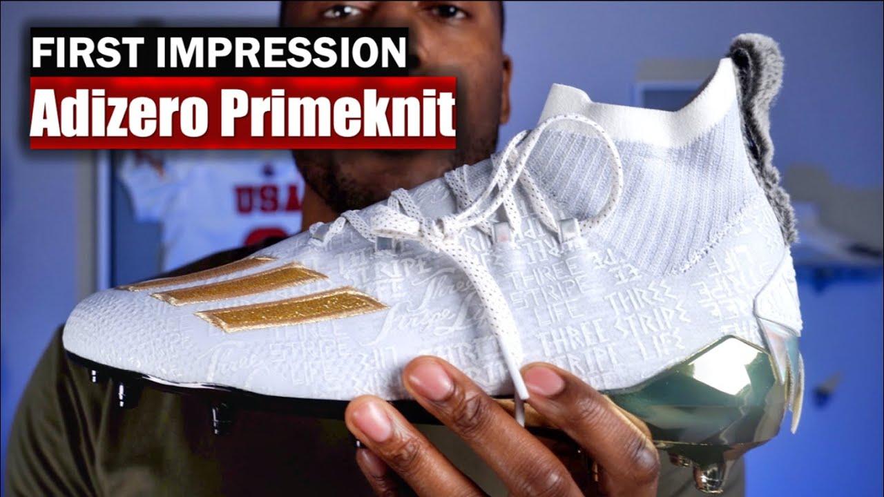 Adidas adiZero Primeknit Football