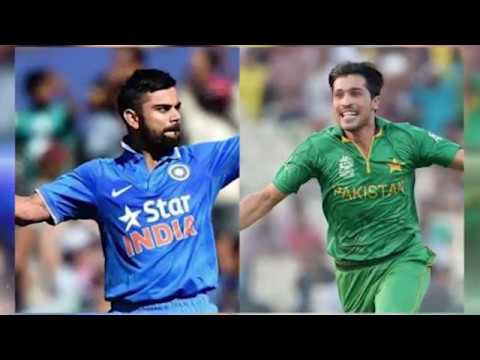 Champions Trophy 2017: Top 5 Players Pakistan and India