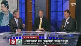 Analisis del TOLUCA vs SANTOS - Final Vuelta Clausura 2018 - Futbol Picante (1/2)