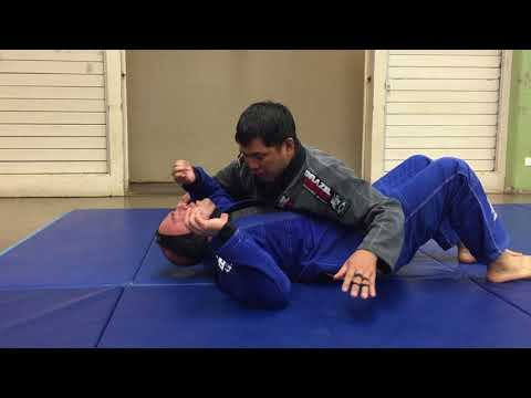 Jiu Jitsu: Pressure