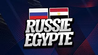 🔴 DIRECT / LIVE : RUSSIE - EGYPTE // Club House thumbnail