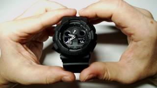 Полный провал фирмы Casio.  Часы G-Shock GA-100, вся правда(Даже у такой авторитетной фирмы, какой является Casio, бывают технические решения, которые иначе, как провальн..., 2016-08-07T19:16:49.000Z)