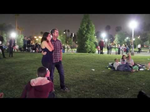 Lauren & Alex's BIG Hollywood Proposal